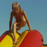В прыжке :: Екатерррина Полунина