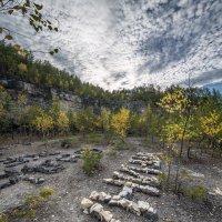 осень и скалы 2 :: Алексей -