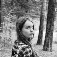 в лесу :: Светлана Деева