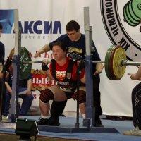 Рекордный вес :: Алексей Патлах