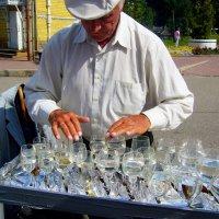 Укротитель стеклотары :: Александр Ковальчук