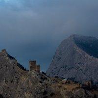 Генуэзская крепость :: Александр Кореньков