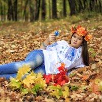 осень :: Наталья Малкина