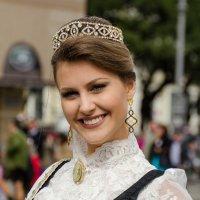 Королева  Oktoberfest :: Eugen Pracht