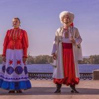 День города в Самаре. :: Сергей Исаенко