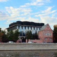 Интересные здания. :: Oleg4618 Шутченко