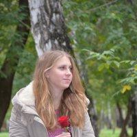 В парке. :: Александр Фоткин