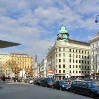 Площадь Альбертина в Вене :: Денис Кораблёв