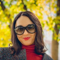 Дама в очках :: Роман Топычканов