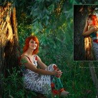 Лесная фея :: Анна Андреева