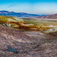 Есть ли жизнь на Марсе? :: Sergey Oslopov