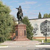 Памятник Петру Первому. :: Олег Афанасьевич Сергеев