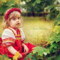 Бабье лето :: Елена Рябчевская