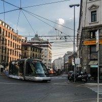 Миланский трамвай :: сергей адольфович