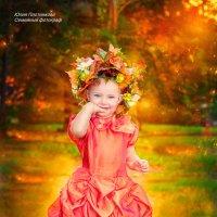 Золотая осень :: Плотникова Юлия