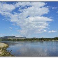 Река Абакан. :: юрий Амосов