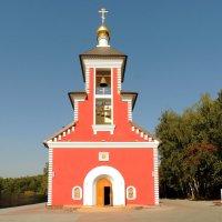 Видное. Церковь Александра Невского. :: Александр Качалин