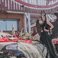 Черный ангел :: Алена Бекетова