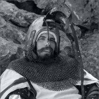 """На фестивале """"Рыцари Иерусалима""""-Рыцарь ПОРТРЕТ-2 :: Shmual Hava Retro"""