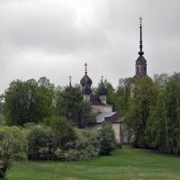 Старая церковь :: Nikolay Monahov
