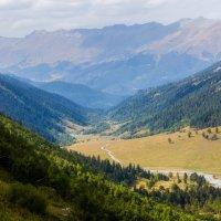 Вид на долину :: Алексей Колченко