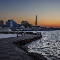 Севастополь вечерний :: Варвара