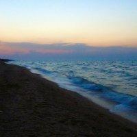 конец лета.....пляж.... :: Нади часоК