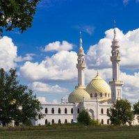 Великий Булгар. Белая мечеть. :: Олег Манаенков