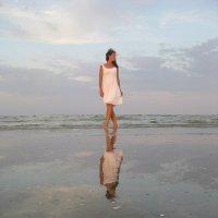 Как же ты прекрасна в белом –  Невозможно описать. :: Юля