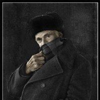 Портрет с кашне :: Владимир Дядьков