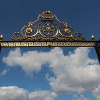 Ворота в рай. :: Александр Валяев