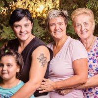 Quattro generazioni :: Aнатолий Бурденюк