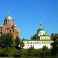 Покровский Хотьков монастырь. :: Елена