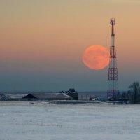 Лунный причал :: Виктор Четошников