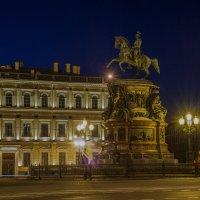 Памятник Николаю I :: Дмитрий Рутковский