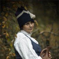 Девушка с кувшином :: Виктор Перякин