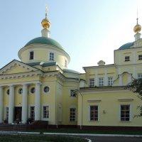 Видное. Свято-Екатерининский монастырь. Собор Екатерины. :: Александр Качалин