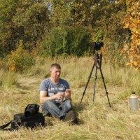 Осенний пуэр для фотографа... :: Фёдор Куракин