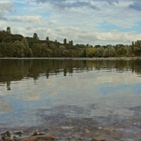 Утро на озере :: Alexander