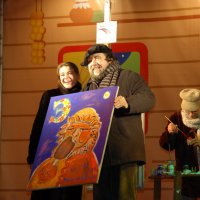 Рождественская ярмарка январь 2007 год :: tipchik
