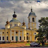Собор Успения Пресвятой Богородицы, 1805-1820 :: Дмитрий Анцыферов