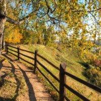 Осенний Плёс :: Gordon Shumway