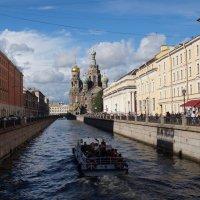 На мосту :: Анастасия Акатьева
