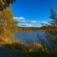 Вечер в сентябре :: vladimir