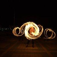 Игры с огнём. :: Алексей Хаустов