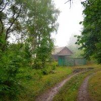 Здесь давно никто не живет... :: Валентина Данилова