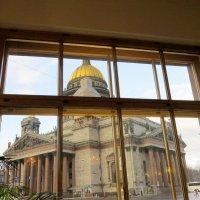 Из окна Астории :: Наталья