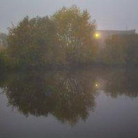 Утро туманное... :: Эркин Ташматов