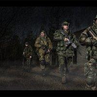Ночной патруль :: Александр Елисеев