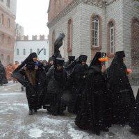 Крестный ход на Светлой седмице в с. Могочино :: Ирина Коновалова